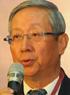 蘆樹民氏(中国人民外交学会常務副会長)