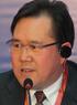 江瑞平氏 (外交学院副院長、教授)