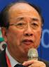 趙啓正氏(元国務院新聞弁公室主任、中国人民大学新聞学院院長)