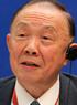徐敦信氏(元外交部副部長、元駐日本国大使)
