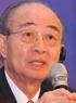 明石康氏(国際文化会館理事長)