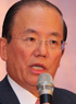 武藤敏郎氏(大和総研理事長、元日本銀行副総裁)