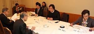 「新しい民間外交イニシアティブ」実行委員会 第1回会議