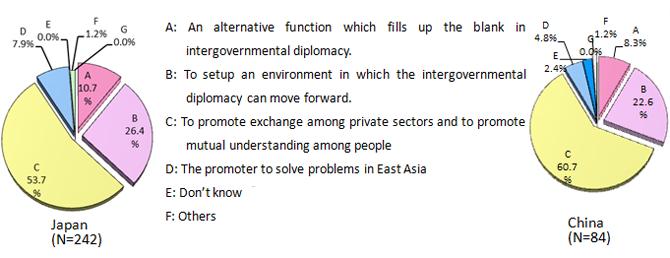 FIGURE 7: Roles of Civil Diplomacy