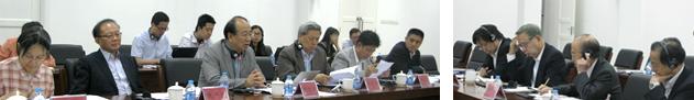 「第10回東京‐北京フォーラム」事前協議