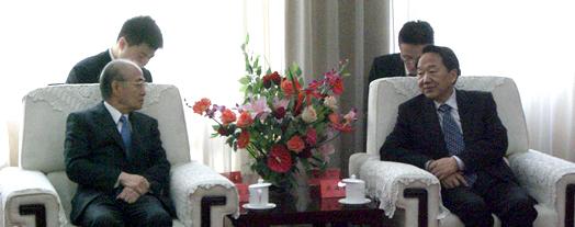 「第11回東京‐北京フォーラム」事前協議