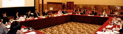 「第1回日韓未来対話」非公開会議